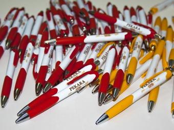 Promo kemijske olovke s tiskom u boji
