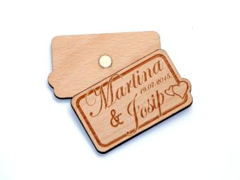 Magneti za vjenčanja