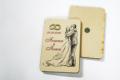 Drveni magneti kao poklon mladenaca gostima tijekom svadbene noći
